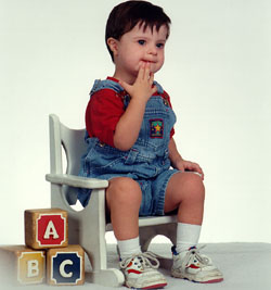 Photo of JP sitting in a chair